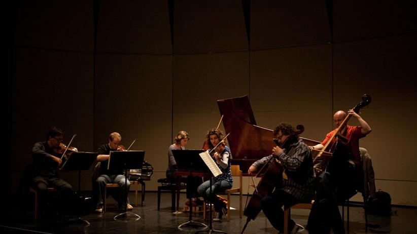 Johann Sebastian Bach: Im Café Zimmermann sprudeln die Töne