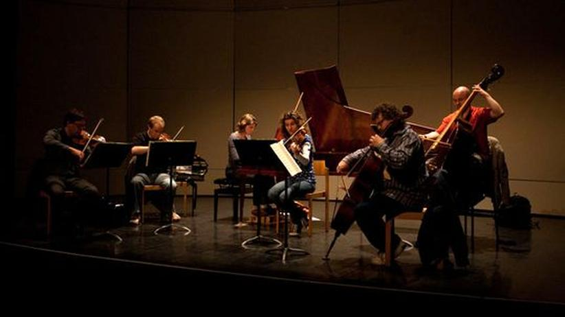 Johann Sebastian Bach: Das Ensemble Café Zimmermann, benannt nach Bachs Musiklokal