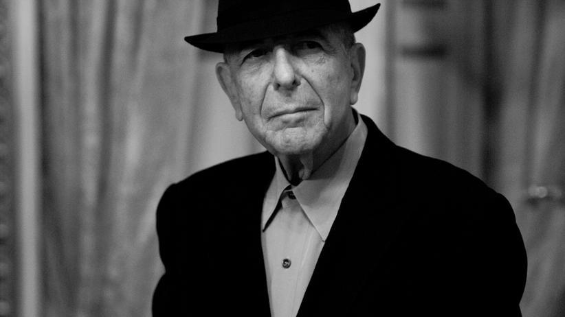 Leonard Cohen: Ein Erotiker von Welt