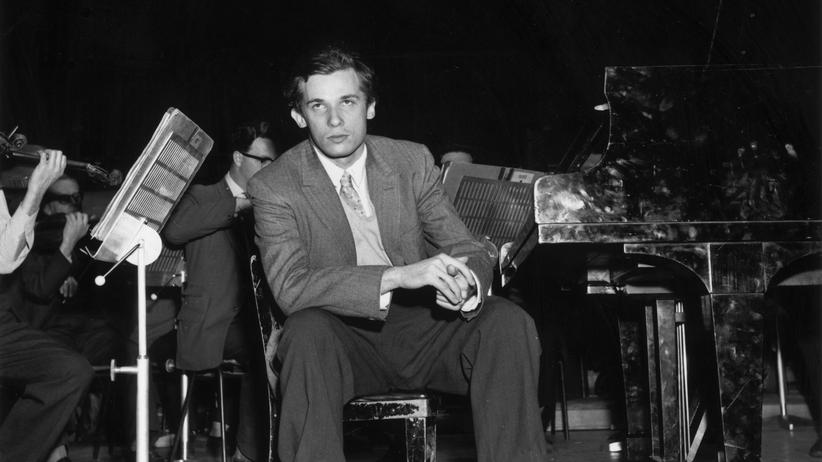Pianist Glenn Gould: Klavierkunst in Schlachtschiffgrau