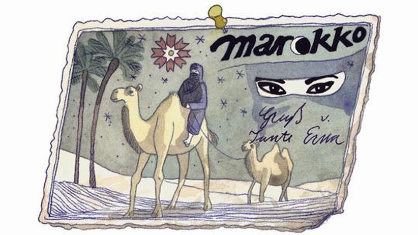 "Kinderlieder (18): ""Hab ne Tante aus Marokko"""