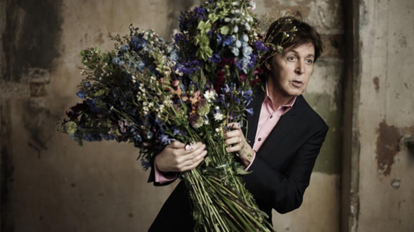 """Paul McCartney: """"Ich lag auf dem Teppich und lauschte"""""""