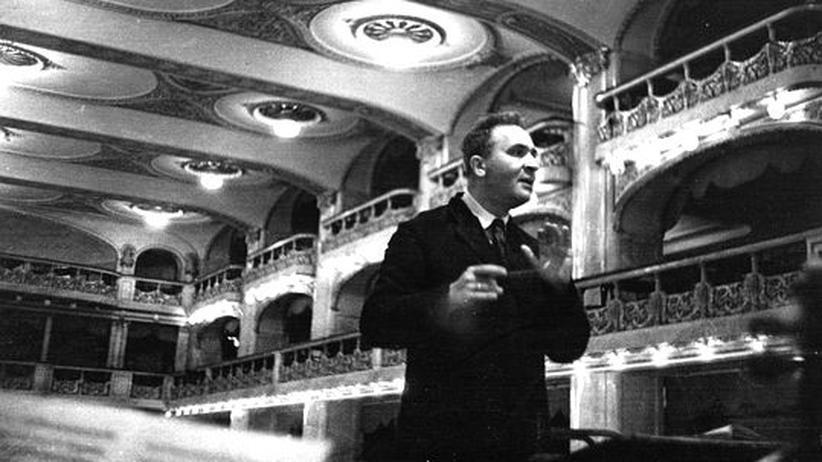 Dirigent Bruno Walter: Vertreibung  ins Paradies