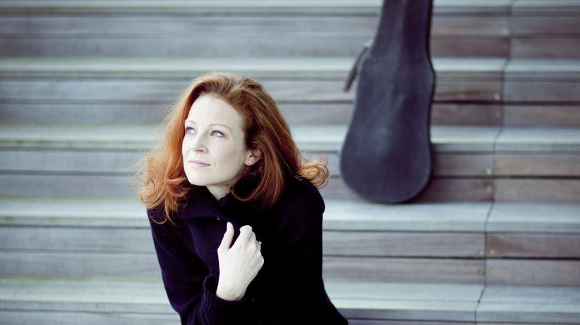 Geigerin Carolin Widmann: So klingt verletzliche Musik