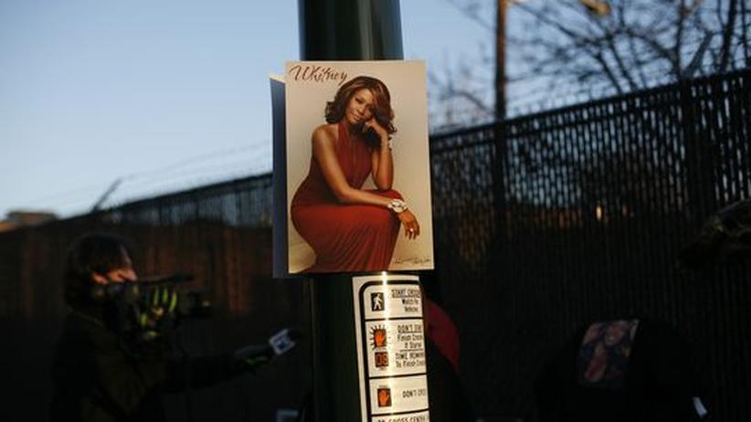 Trauerfeier: Abschied von Whitney Houston