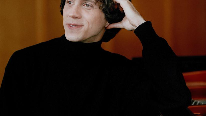 Pianist Rafał Blechacz: Debussys Relief ertasten
