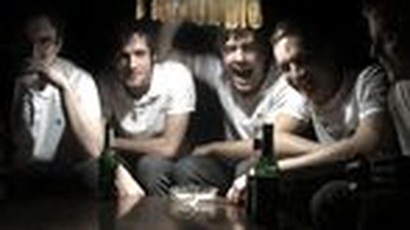 Rockband Kraftklub: Uns geht das nah