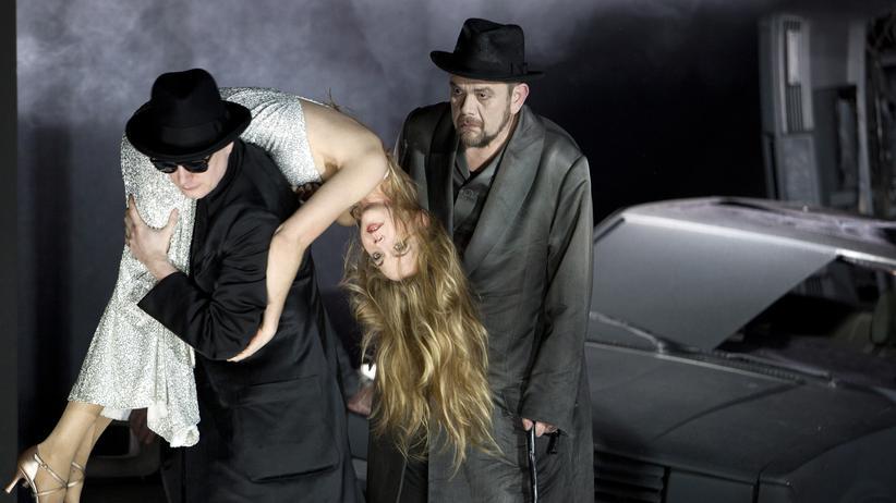 """Oper """"Lulu"""" in Berlin: Gipfeltreffen des modernen Musiktheaters"""