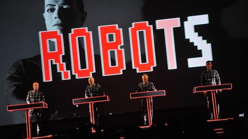 Kraftwerk in New York: Pop will in den Kunsttempel
