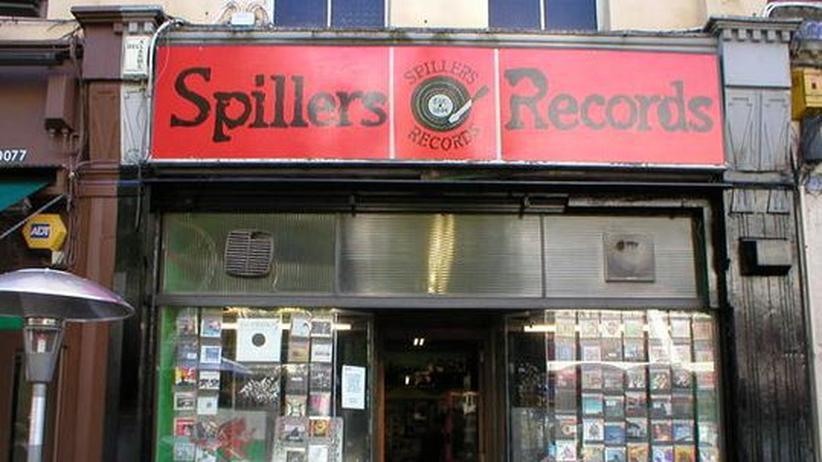 Record Store Day: Ein Tag im ältesten Plattenladen der Welt