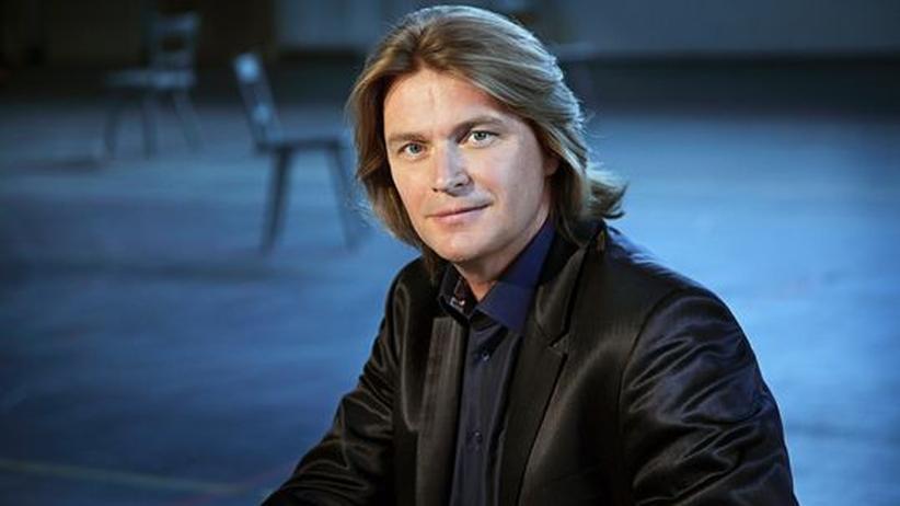 Tenor Klaus F. Vogt: Wagner mit wehendem Haar