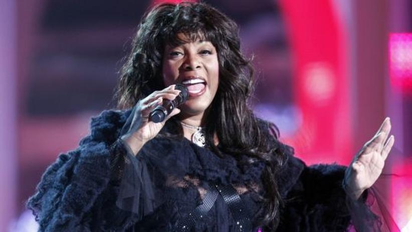 Popsängerin: Disco-Queen Donna Summer gestorben