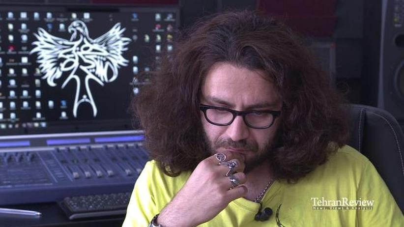 Rapper Shahin Najafi: 100 Peitschenhiebe für ein Lied