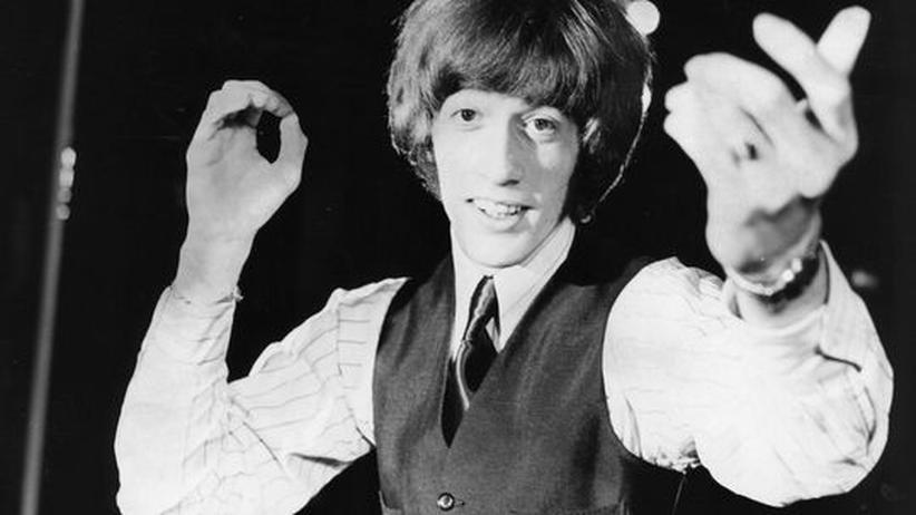 Robin Gibb: Der Mozart unter den Bee Gees