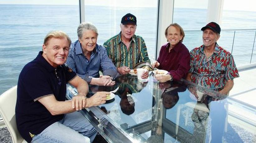 Beach Boys: Betreutes Singen