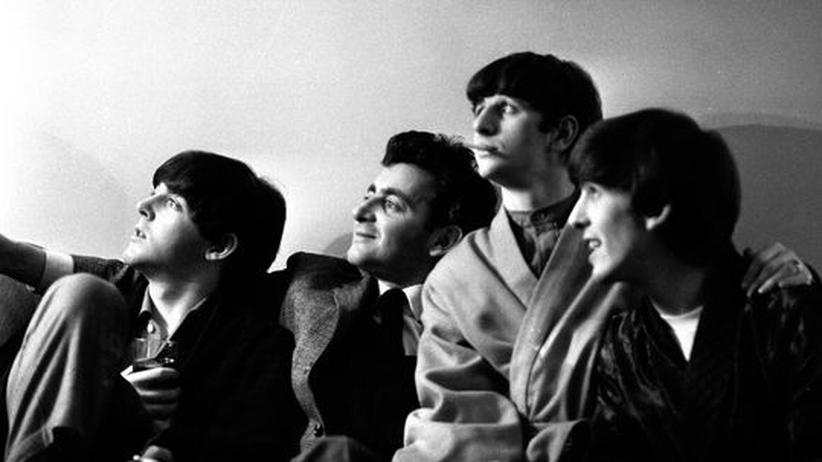 """Fotograf Harry Benson: """"Ich lieferte die Beatles nur bei Muhammad Ali ab"""""""