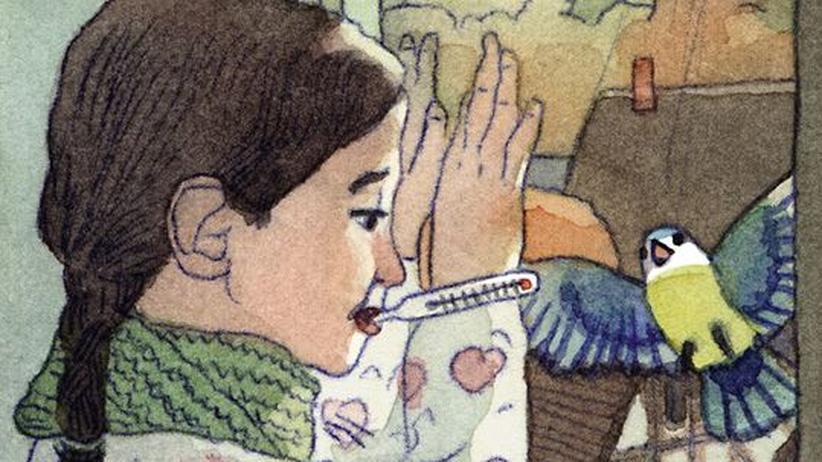 """Kinderlieder (38): """"Kommt ein Vogel geflogen"""""""