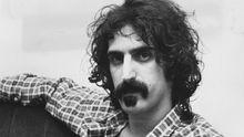 Der Musiker Frank Zappa