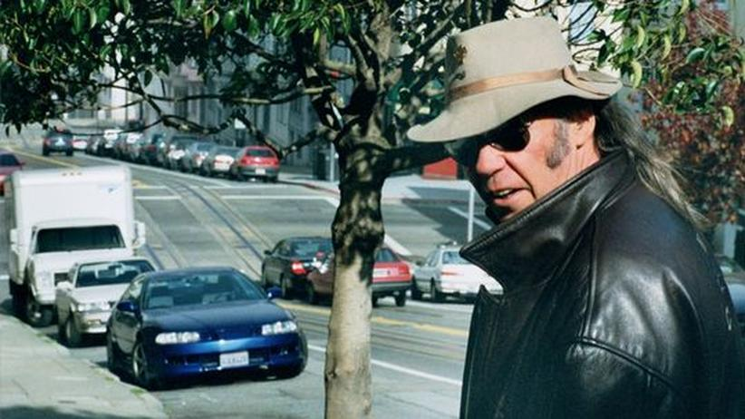 """Musiker Neil Young: """"Ich brenne nachhaltig"""""""