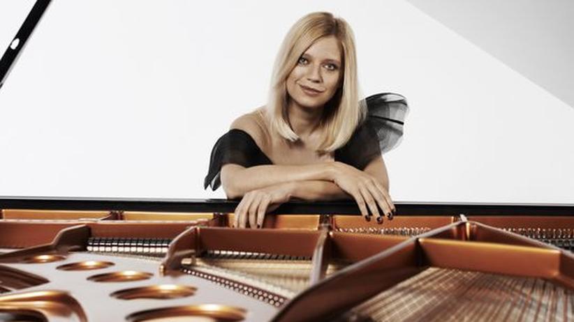 Pianistin Valentina Lisitsa: Die 39-jährige Pianistin Valentina Lisitsa aus der Ukraine