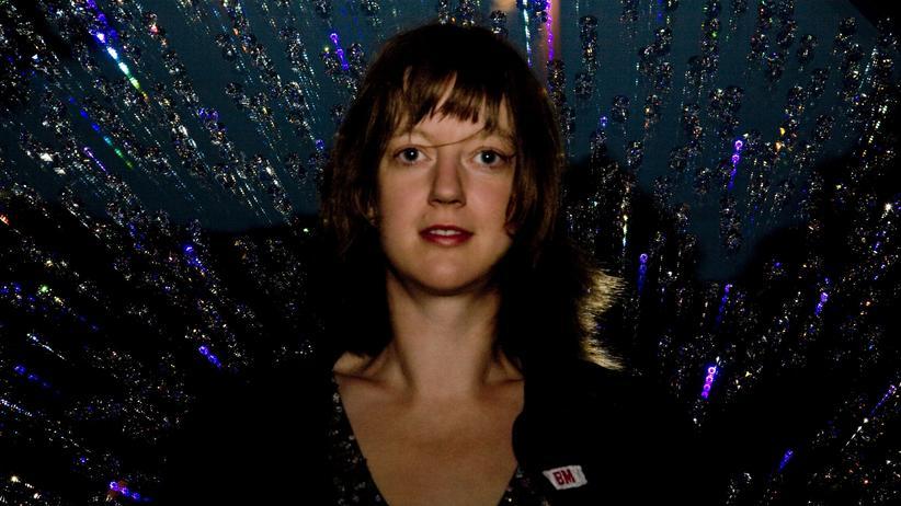 Barbara Morgenstern: Allein im Raum und Musik machen