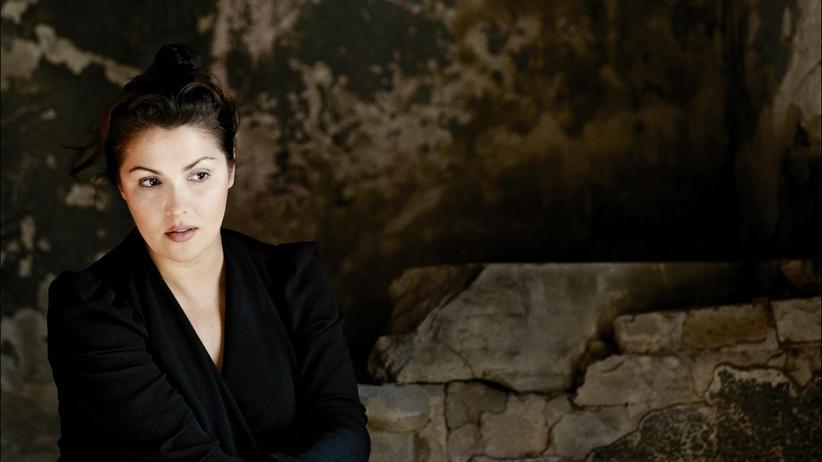 Sopranistin: Die russische Primadonna Anna Netrebko