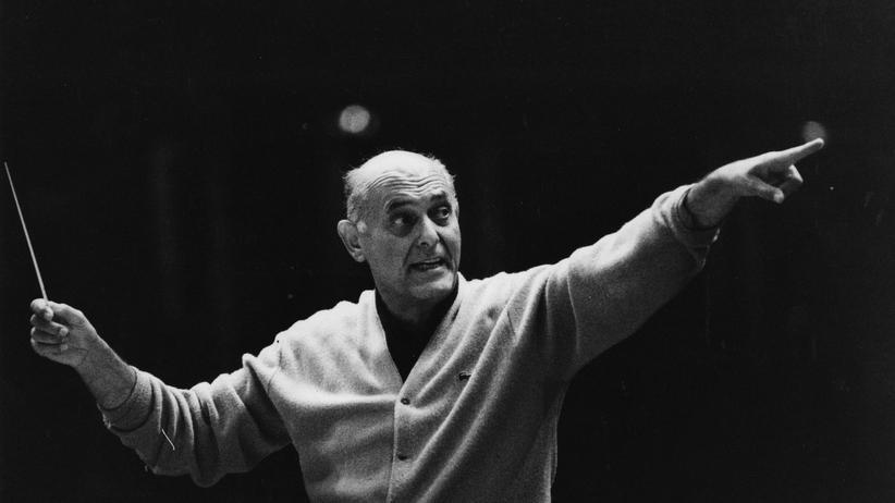 Dirigenten: Jahrhundert-Jahrgang 1912