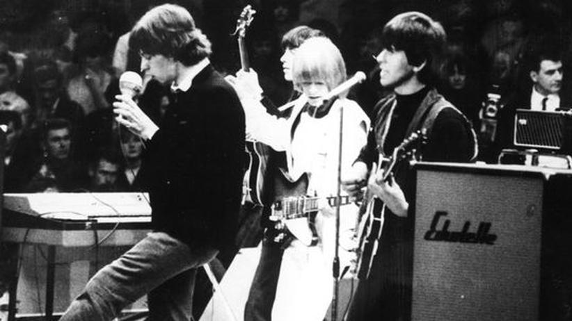 Rolling Stones: Rotzig, wüst und zottig