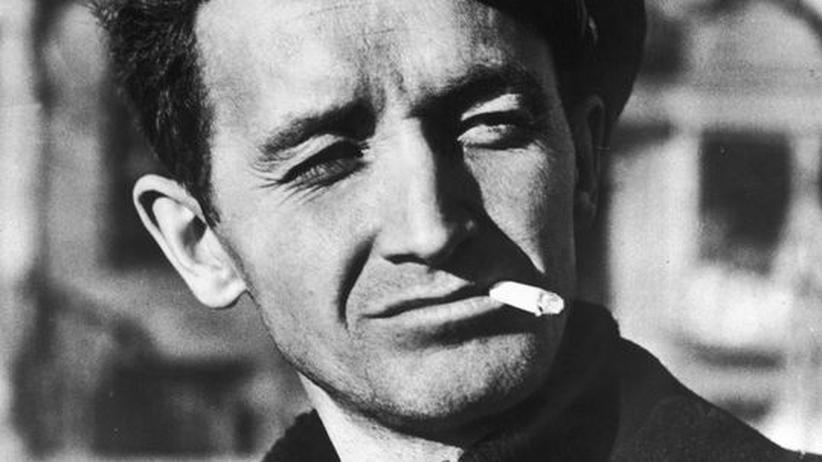 Woody Guthrie: Woody Guthrie 1960, sieben Jahre vor seinem Tod