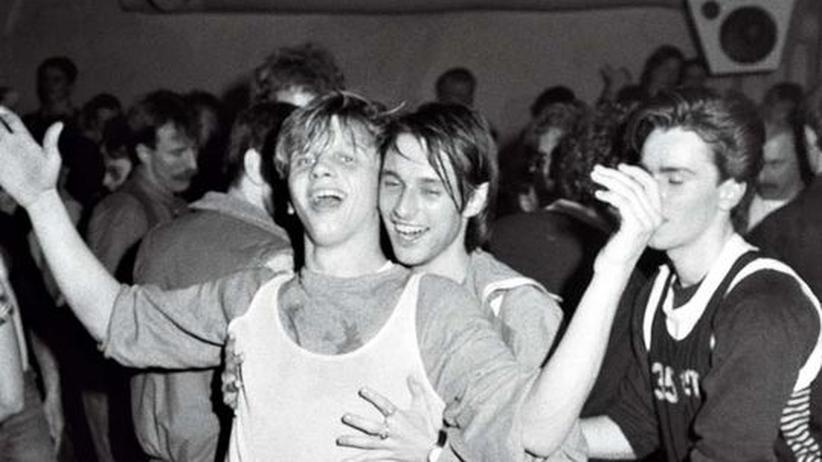 Front-Club: Wie wir tanzten
