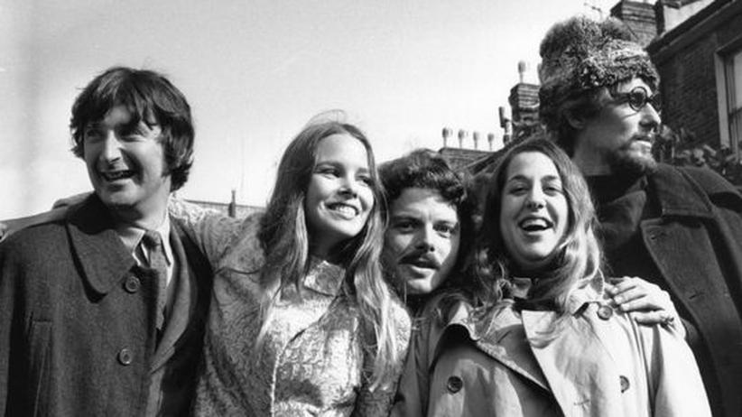 """San Francisco"": Folk-Sänger Scott McKenzie ist tot"