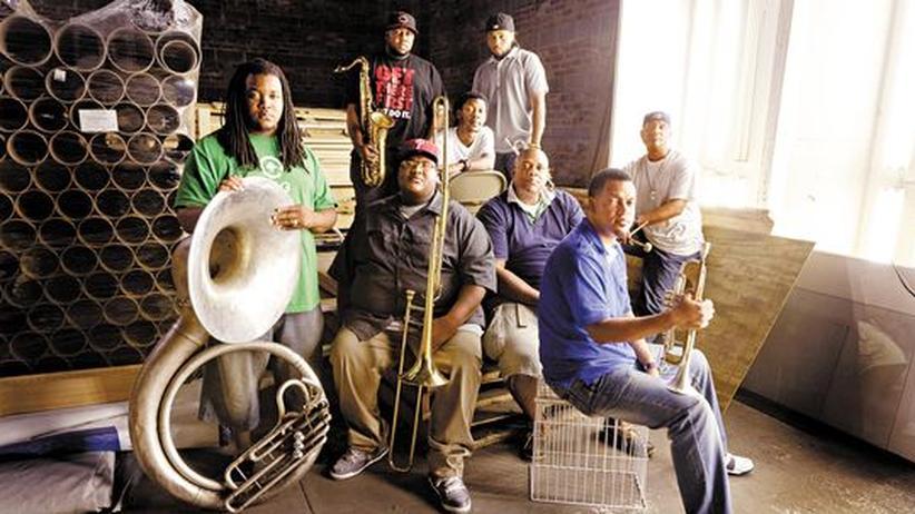 Soul Rebels Brass Band: Im Atem der Welt