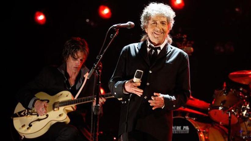 Bob-Dylan-Album: Bildersturm im Haus der Lieder