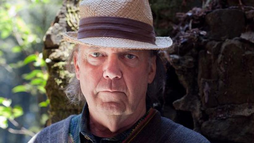 Neil Young: Der Musiker Neil Young