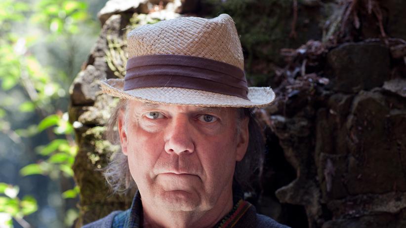 """Neil Young: """"Ich selber fand mich ziemlich gut"""""""