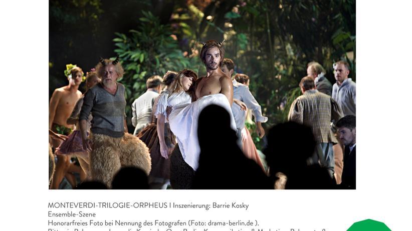 Monteverdi in Berlin: Zwölf Stunden im mythischen Arkadien