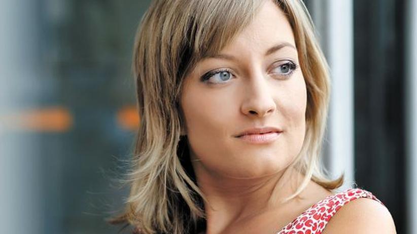 Christiane Karg: Pragmatismus in Mattsilber