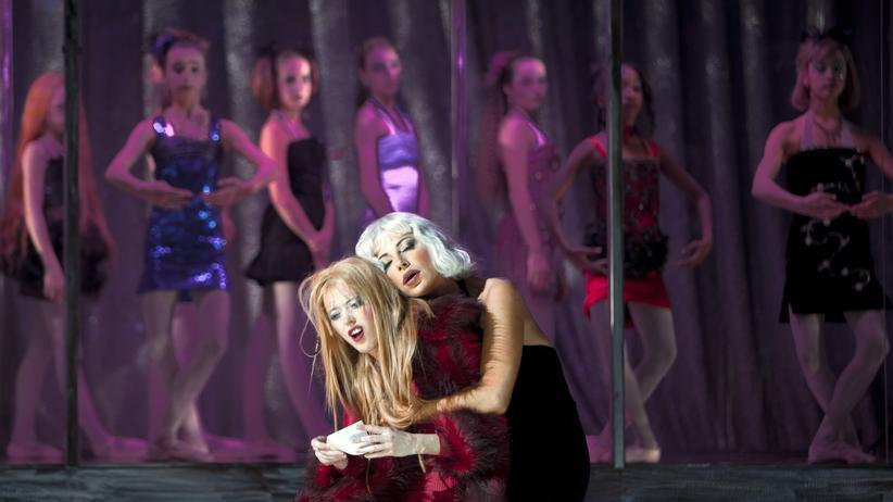 Sopranistin B. Hannigan: Brüssels Lilith-Lolita-Lulu