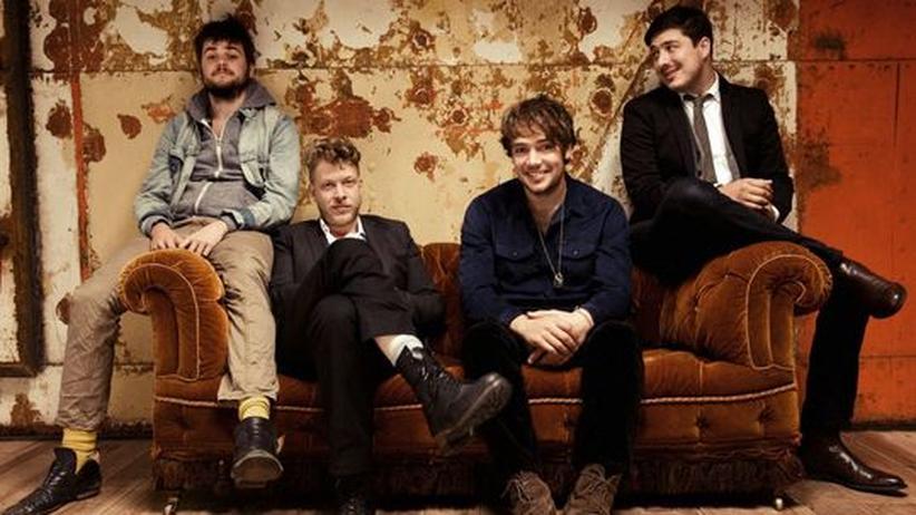 Mumford & Sons: Die Gentlemen von der Straße