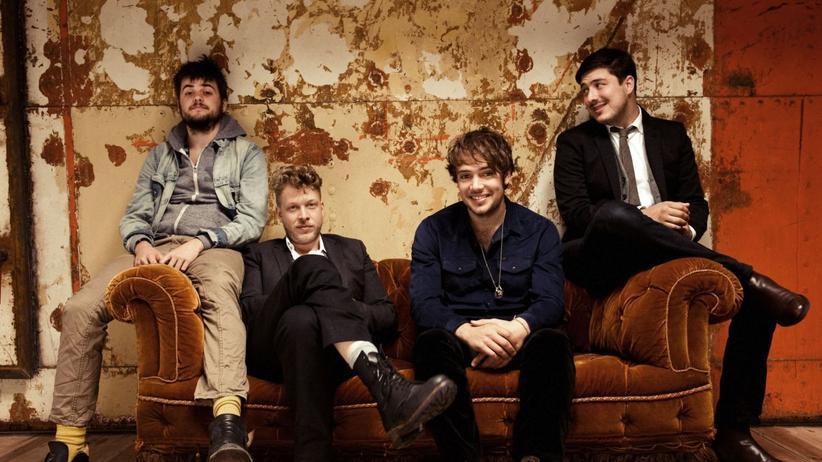 Mumford & Sons: Die singenden Gentlemen von der Straße