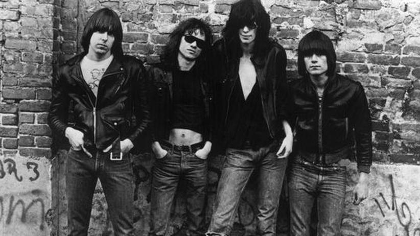 Johnny Ramone: Laut, rotzig, schnell