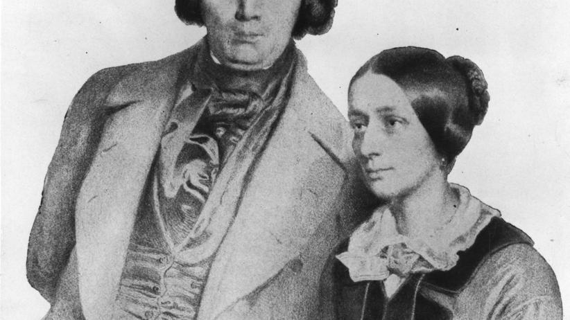 Clara Schumann: Zu Gast im Leipziger Biedermeier