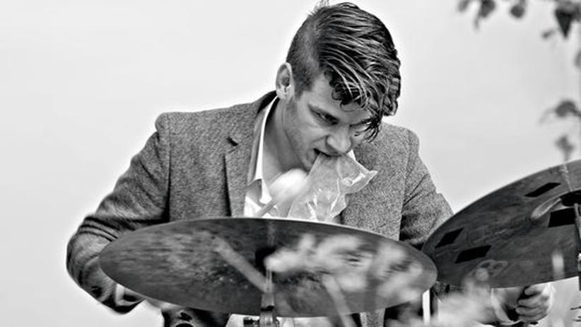 Schlagzeuger Christian Lillinger: Jugend forscht