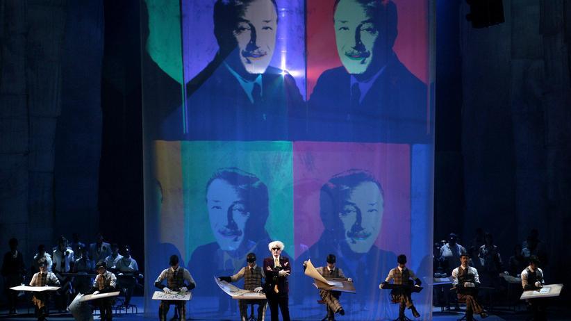 Opernpremiere: Walt Disney, der Mythos, der Gott