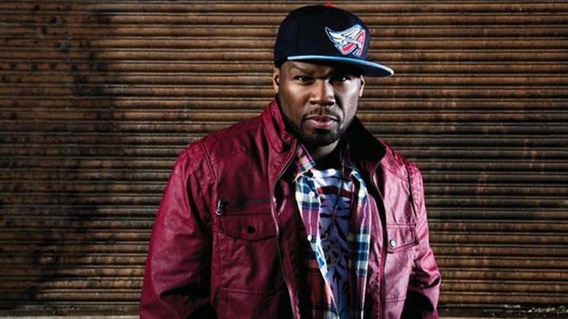 Rapper 50 Cent: Schnapp dir, was du haben willst