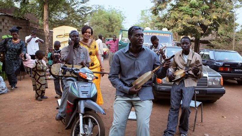 Pop in Mali: Große Versammlung illustrer Gäste