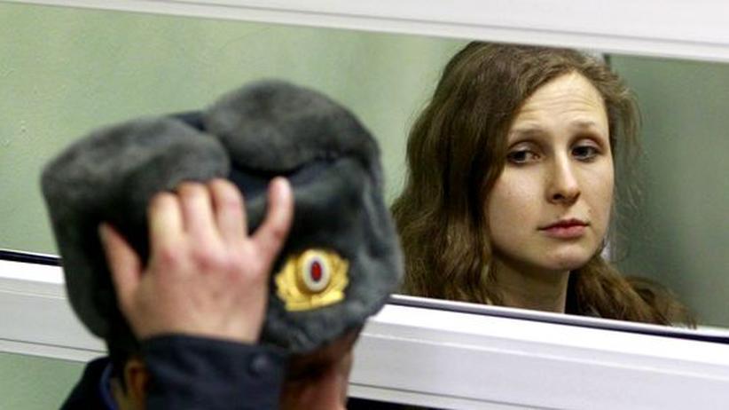 Menschenrechtsgericht: Pussy Riot verklagen Russland