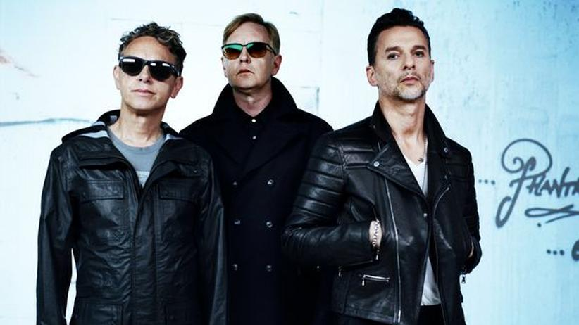 Depeche Mode: Nostalgias lahme Liedchen