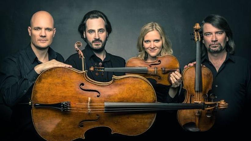 Klassik-Boom: Das Artemis Quartett wird auch von der Agentur Simmenauer vertreten.