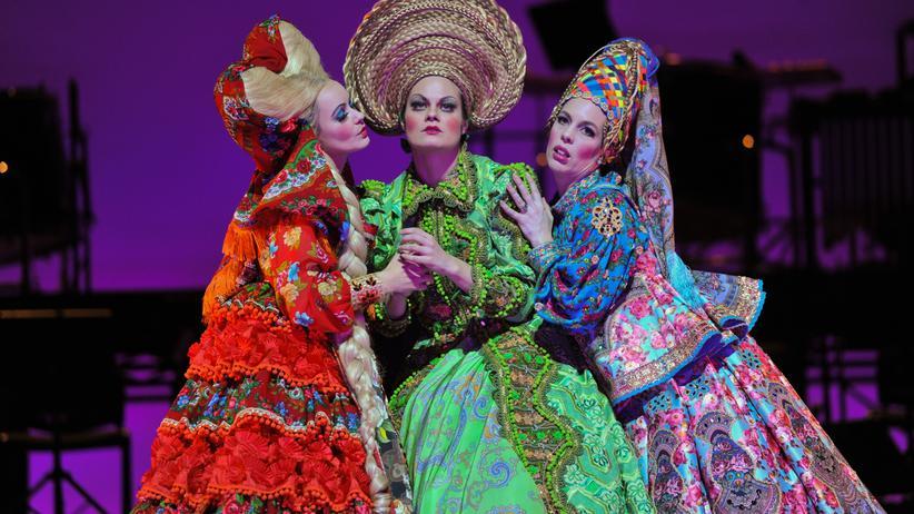 Tschechow-Oper: Eine Lust, die Hüllen fallen zu sehen